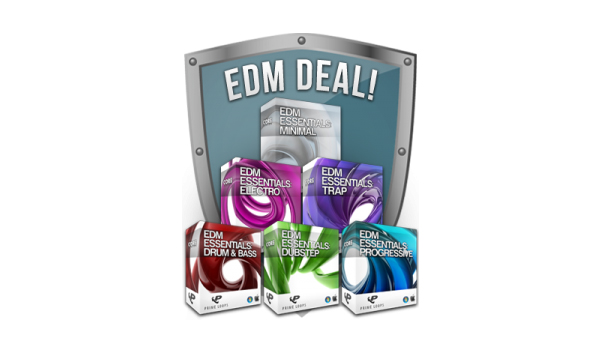 EDM Essentials Collection