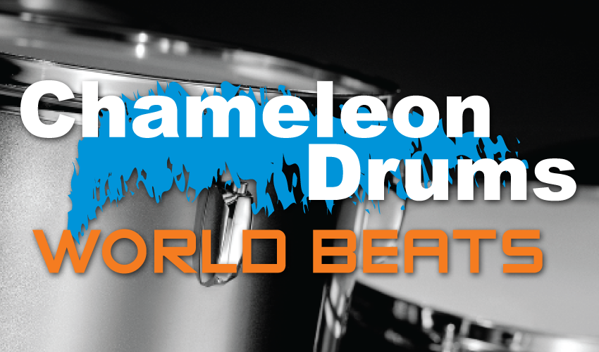 Chameleon Drums 2 World Beats
