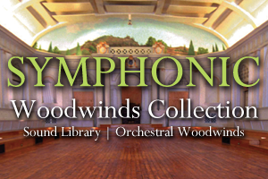 Symphonic Woodwinds Collection