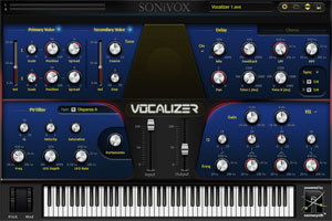 Vocalizer Vocal Production Synthesizer