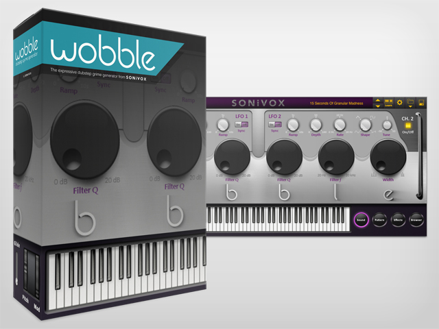 Wobble 2.2 Dubstep Grime Generator