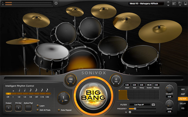 Big Bang Universal Drums 2.3