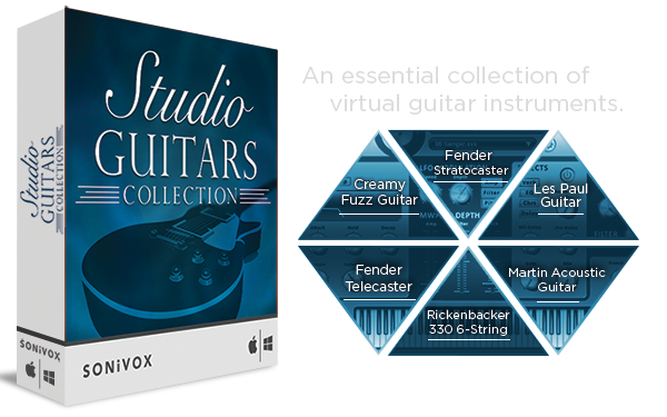 Studio Guitars Collection